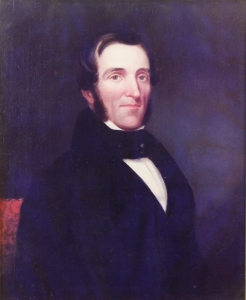 Zadock Pratt Oil Painting by Frederick Spencer
