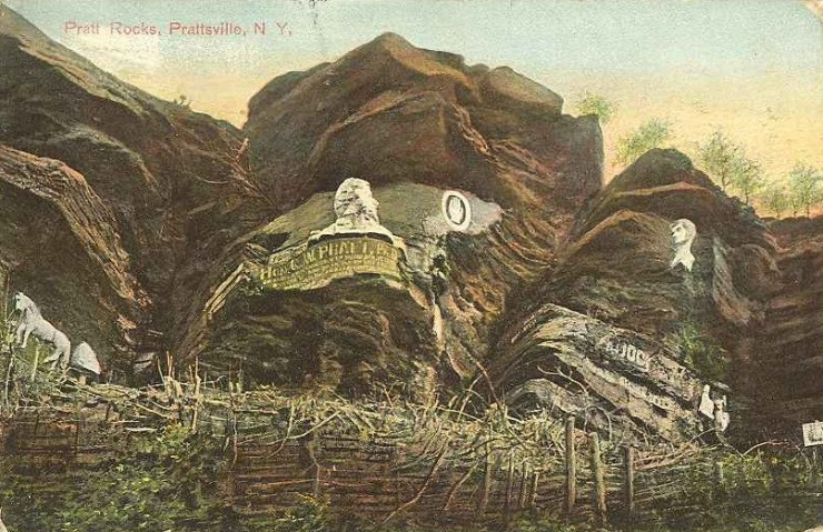 Pratt_Rock_Postcard_1909